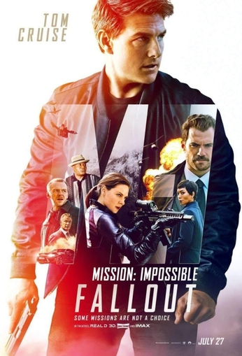 『Mission: Impossible - Fallout』