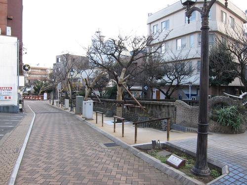 工事直後の糸川遊歩道(101228) 009.jpgのサムネイル画像