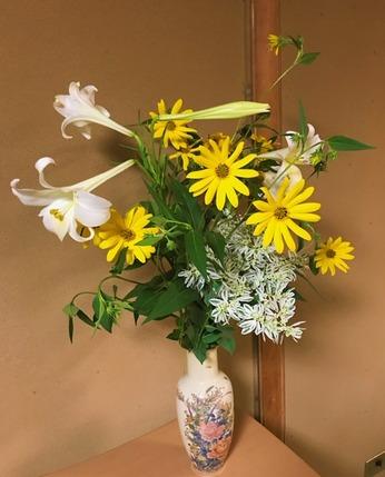 「花を愛でる」という言葉が好きです。